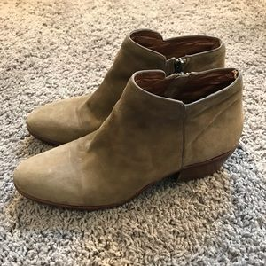 Sam Edelman Booties Size 8 1/2